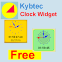 Kybtec Clock Widget A Free icon