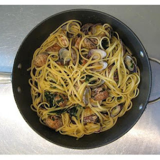 Linguine With Olive Oil