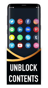 Download ⭐LUX VPN - Free Unlimited Fast VPN For PC Windows and Mac apk screenshot 4