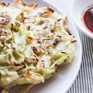 Easy Cabbage Pancake.