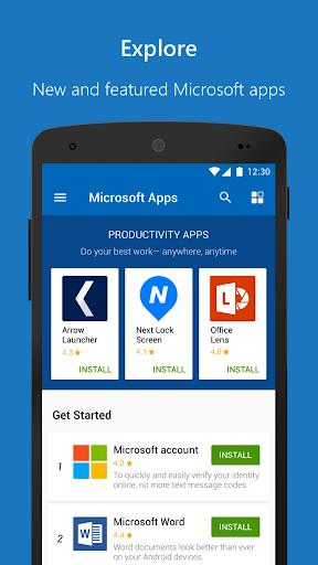 Microsoft Apps 3.0.1.39226 screenshots 1