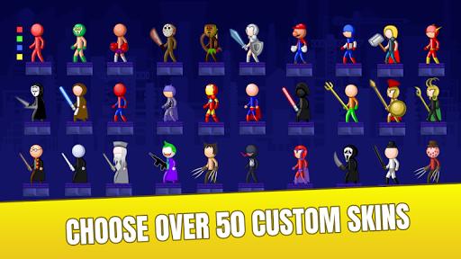 Stick Fight Online: Multiplayer Stickman Battle 2.0.17 screenshots 3