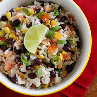 Fiesta Lime Rice.
