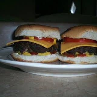 Crock Pot Hamburger Patties.