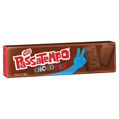 Passatempo Cookie Chocomix