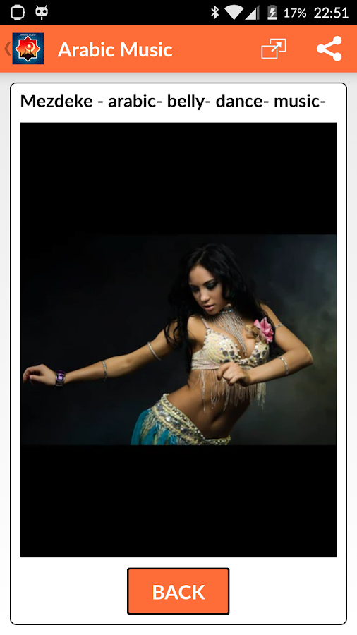 how to belly dance musically