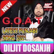 Diljit Dosanjh - GOAT - Latest Punjabi Full Songs