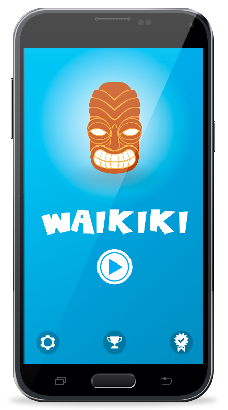 Waikiki - The Game- screenshot