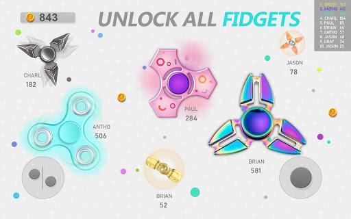 Fidget Spinner .io Game 170.1 screenshots 8