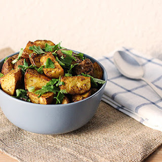Roasted Potatoes with Mexican Spices