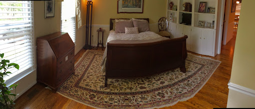 Photo: Bedroom 5 - First Floor (Queen Bed)