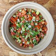 Chopped Salad (No Fluff)
