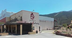 Exterior de las instalaciones de Bodega Fuente Victoria.