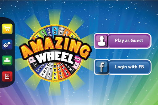Amazing Wheel - Word Phrase