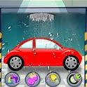 Car Wash Service Auto Workshop Garage Game icon