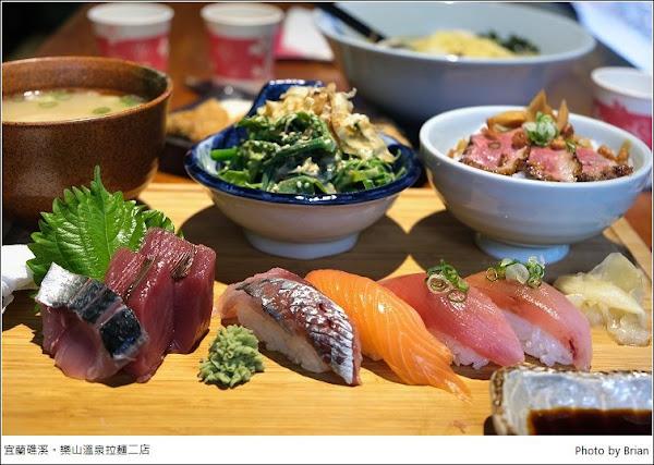 樂山溫泉拉麵二店(公園店)日式料理/生魚片/握壽司/溫泉/美食/拉麵/丼飯