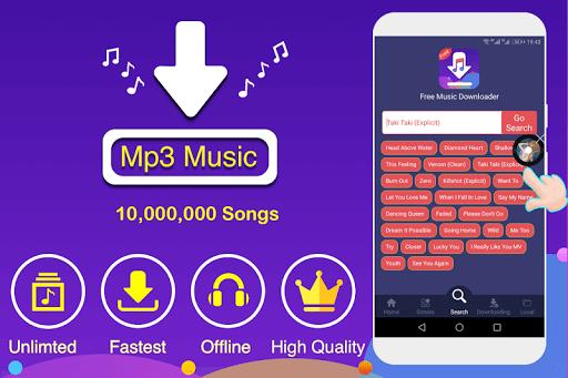 Free Music Downloader & Mp3 Music Download 1.0.7 1