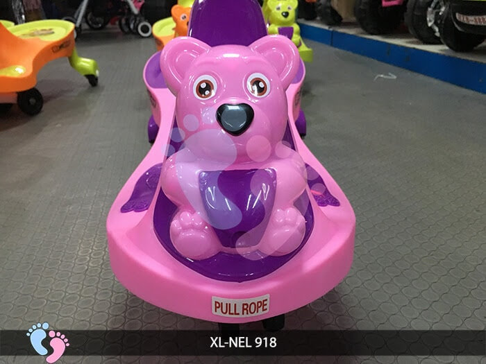 Xe lắc tay trẻ em Broller XL NEL-918 8