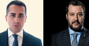 Salvini e Dimaio