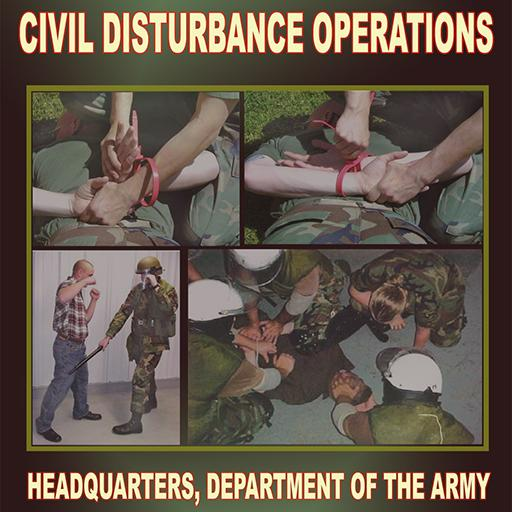 Civil Disturbance Operations 書籍 App LOGO-APP試玩