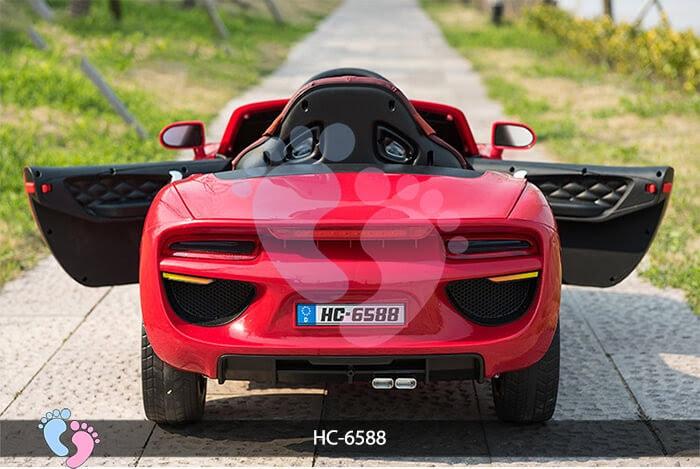 Xe ô tô điện cho bé Mercedes HC-6588 5