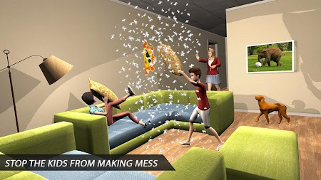 Virtual Family Mommy Simulator APK screenshot thumbnail 2