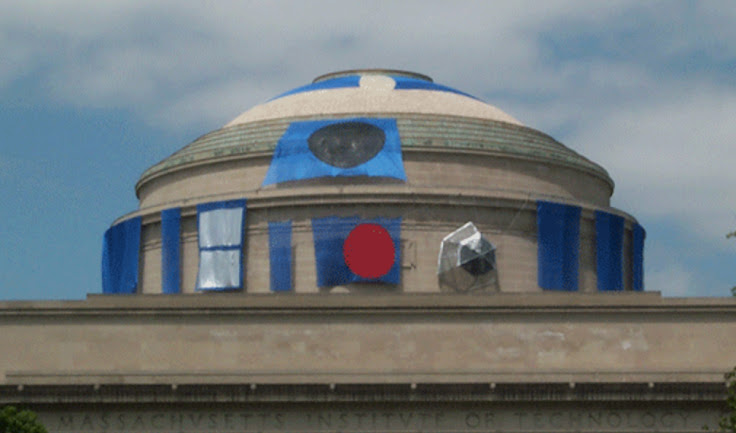 The Great Dome, hacked as R2D2 in 1999.