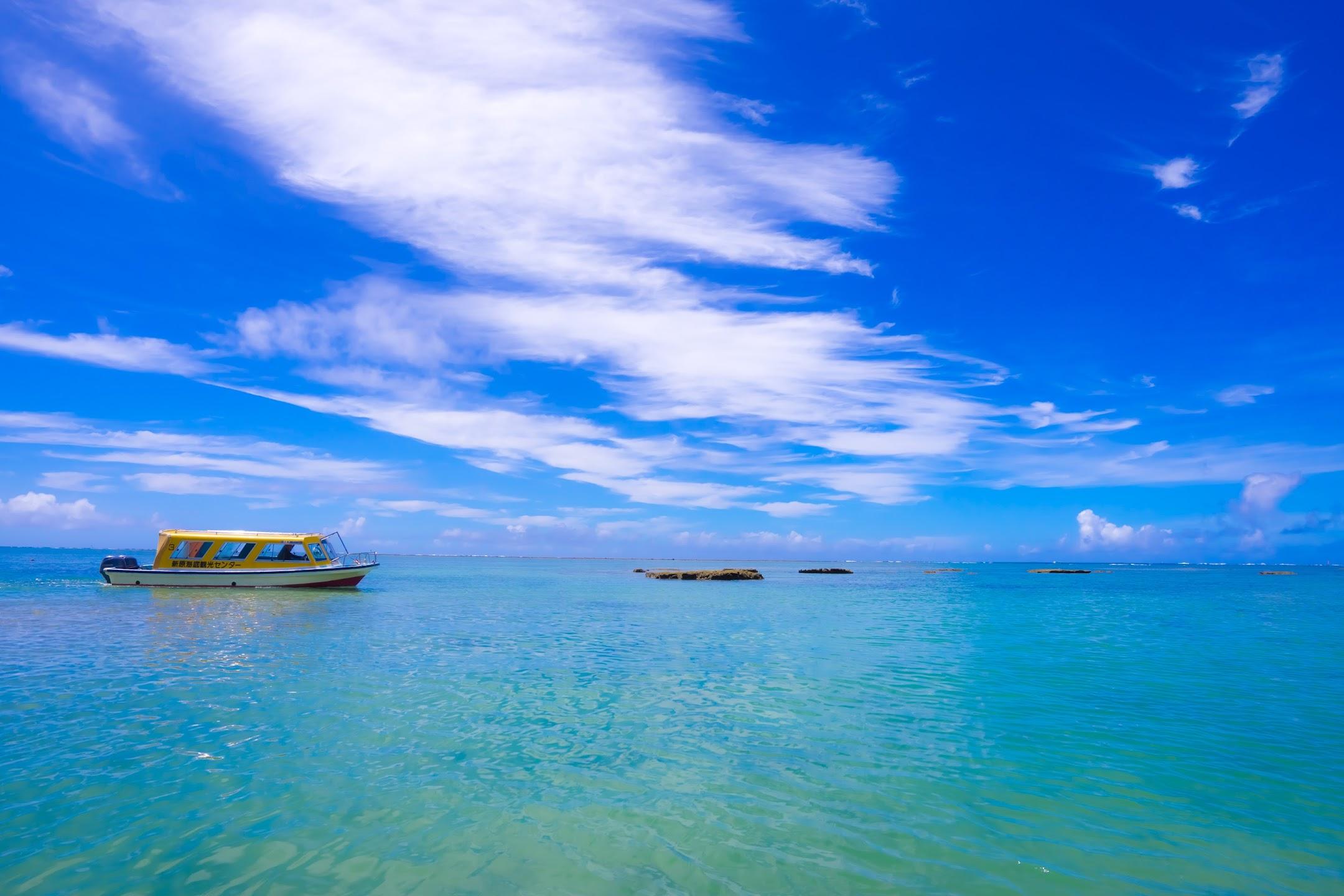 Okinawa Mibaru Beach5