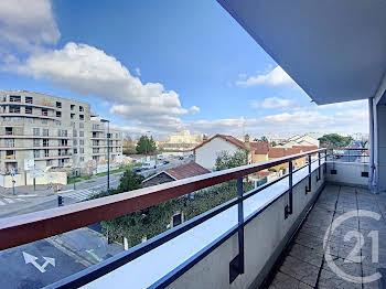 Appartement meublé 2 pièces 42,04 m2