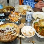 Hing Kee restaurant HK a total feast, we finished it in Hong Kong, , Hong Kong SAR