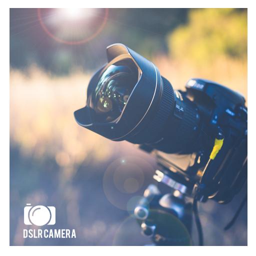 DSLR Camera Effect Photo Edit
