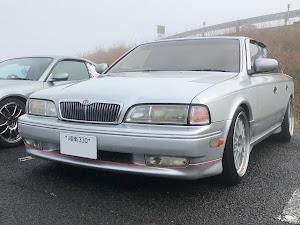 インフイニティQ45 HG50 H8年式タイプVアクティブサスペンション装着車のカスタム事例画像 鎌倉街道最速‼︎さんの2019年11月29日02:07の投稿