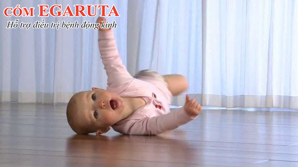 Rối loạn vận động nhịp nhàng thường gặp trước giờ đi ngủ của trẻ