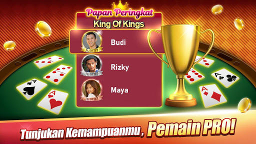 LUXY : Domino & Pokeru00a0u2013 Gaple QiuQiu QQ 99 Remi 5.1.6.0 screenshots 8
