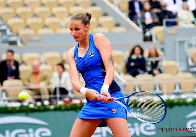 Petra Martic verrast Karolina Pliskova in derde ronde Roland Garros
