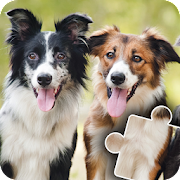Cats & Dogs Jigsaw Puzzles for kids & toddlers