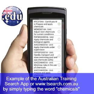 Australian Education App screenshot