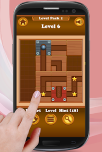 Unblock Route : slide puzzle Game 1.0.8 MOD + APK + DATA Download 3