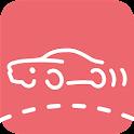RoadRecord útnyilvántartás icon