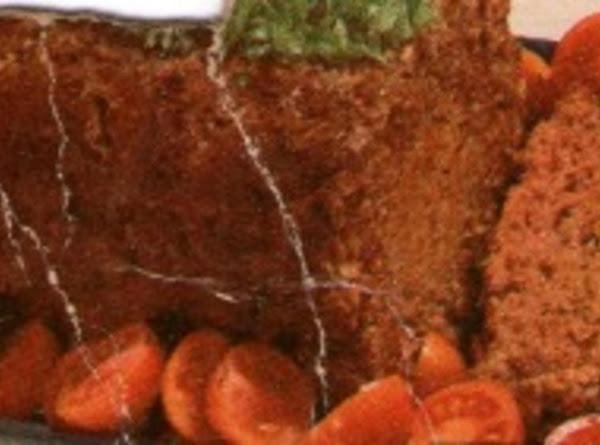 Pop Karl's Oldfashioned Meatloaf Surprise Recipe