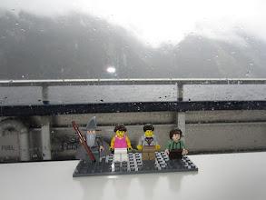 Photo: Y varias horas después llegamos al fiordo