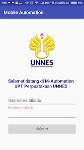 M-Automation UNNES screenshot 0