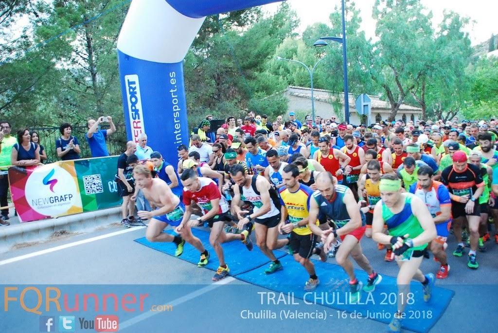 Fotos Trail Chulilla 2018