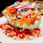 Crisp Iceberg Lettuce Salad