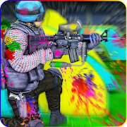 Paintball Shooting Extreme - Army Training Area