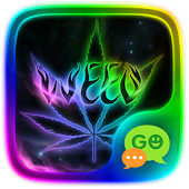 (FREE) GO SMS WEED THEME