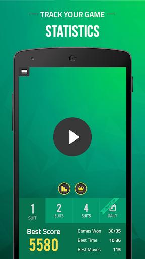 玩免費紙牌APP 下載Spider Solitaire app不用錢 硬是要APP