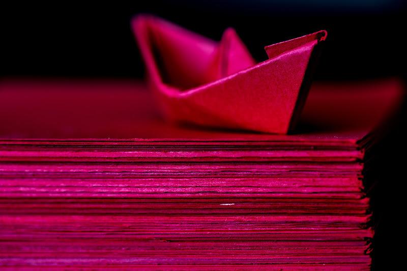 La barchetta di carta di Tindara