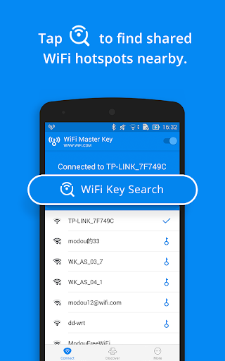 WiFi Master Key - by wifi.com  screenshots 2