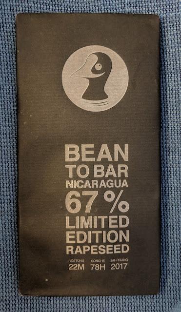 67% nicaragua rapeseed bar